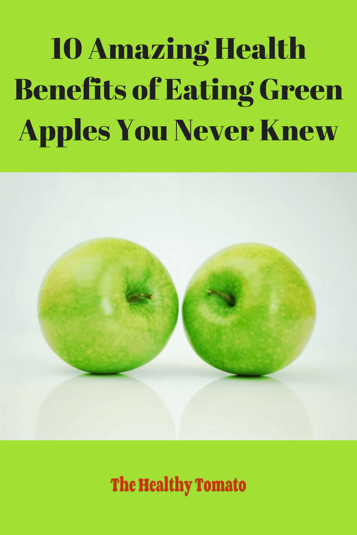 10 Amazing Health Benefits of Eating Green Apples You Never Knew